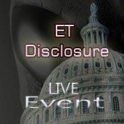 """Evento """"Disclosure"""" em Directo"""