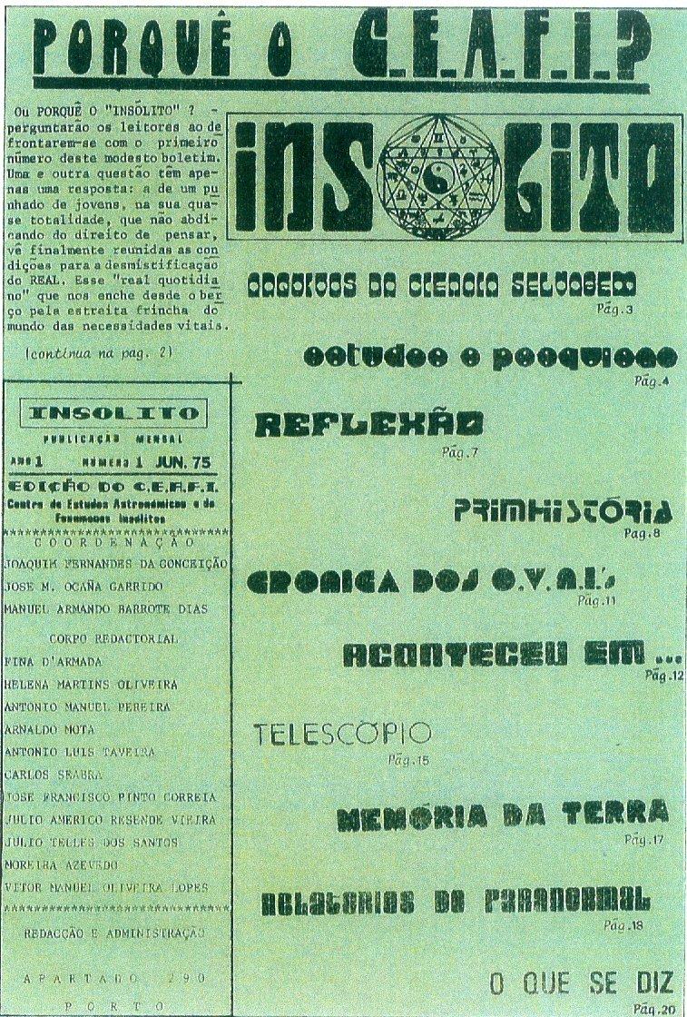 Revista Insólito